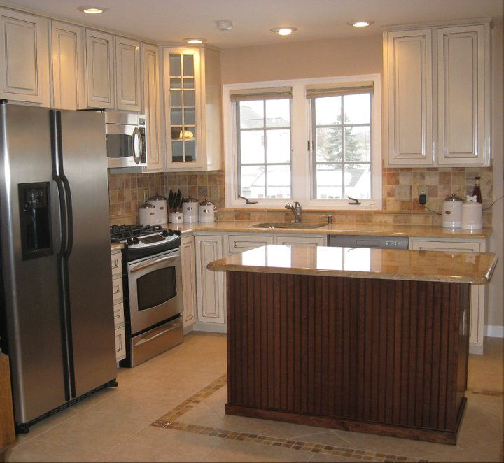 Before And After Pictures Refacing Cabinets: Capital Kitchen Refacing